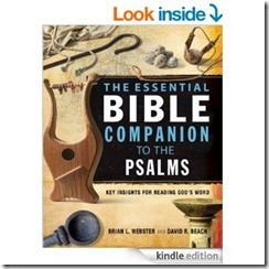 essential guide to psalms